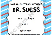 Dr. Suess day activities / by Andrea Lindsay-Gaikowski