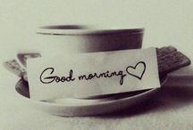 Buongiorno! Good Morning