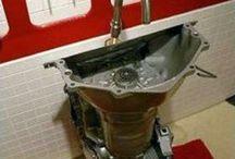motor lavabo