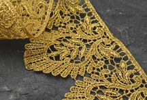 Gold Trims, bodice and plate ideas