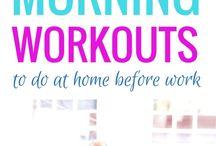 10 mins workouts