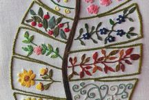 Creations - stitching