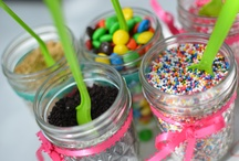Celebrations! / Random fun ideas for parties of all types - At our house, we LOVE any reason to have a party! / by Meagan Paullin