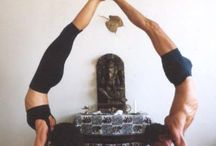 yoga with him