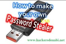 How To Make a USB Password Stealer