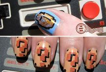 Female-Gamers - Nails