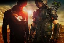 FLASH⚡& ARROW