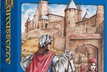 Carcassonne Collectie / Alle uitgaven van het spel Carcassonne