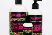 CannaSmack Hydrating Hemp Body Lotion
