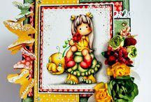 Paulina / Мой кумир в скрап-открытках!!! http://monamimagnolia.blogspot.ru/