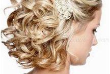 vlasy a líčení