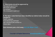 ACC 561 Week 3 Quiz