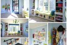Playroom / by Meredith @ Perfection Pending