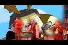 Weöres Sándor Haragosi rajzfilm Holló együttes
