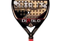 Palas SIUX Pádel / Catalogo de palas de pádel de la marca SIUX. En la tienda profesional de PadelStar podrás comprar estas raquetas con ofertas y regalos incluídos, más en: http://padelstar.es/tienda/27-pala-de-padel-siux