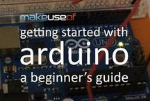 Arduino Tutorials for Beginners / Beginner tutorials for Arduino including books and step-by-step tutorials for electronics project makers.