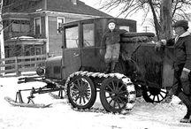 antieke auto's