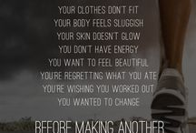 Fitness / Pictures for motivation