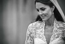 Kate Middleton - Duchess of Cambridge / by Juliana Glup