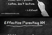 Parenting / Parenting advice, tips & ideas