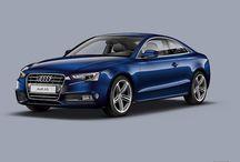 Coupé Sport / Audi A5, un coupé sport de caractère qui allie à la fois style et performance