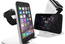 My favorite Watch & Smart Phone Docks / Stylish, high Quality Apple Watch Stands