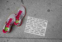 Running.  / by Razia Gonzalez