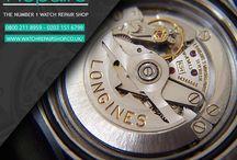 Watch Repair Shop / Watch repair services in london