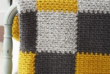 Beautiful Crochet Blankets to make some day