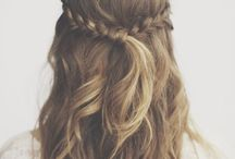 Hair & make up / Hair Inspirations