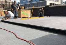 Mbrico Rooftop Deck Installation
