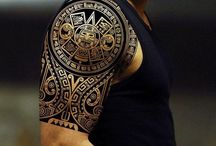 Focus on the tribal tattoo, its meaning and its history