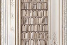 Inspiration déco bibliothèque