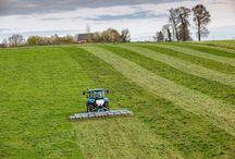 Meadow aerators