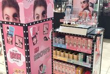 Benefit Cosmetics Brow Launch Day / Blog post about my day at the Benefit counter on launch day of the new Brow collection, read it here http://www.gemsupnorth.co.uk/2016/06/benefit-brow-launch-debenehams-wigan.html