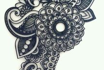 Patterns tatto