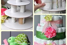 tartas de pañales