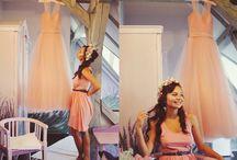 Rochii de mireasa / O mireasa in ziua nunti este cea mai fina, frumoasa si adorata persoana de pe pamant! Rochia este doar un accesoriu!