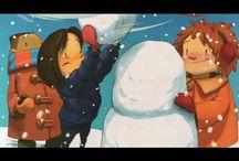 SCHOOL...Sneezy the Snowman