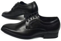 Heren Zwarte Nette Schoen met Veters