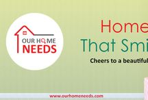Our Home Needs / We Provides all kind of informations Dealers, Product & Services