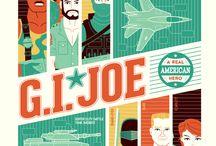 GI Joe and Cobra / by Peter Schorsch