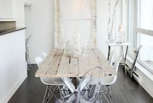 Home inspiration / Dining room