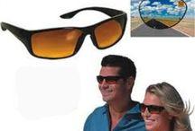 HD vision sun glass