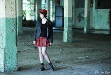 Nana Cosplay / #cosplay #nana #anime #manga #japan #pordenone #canon #italy#focus #photoshop #lightroom #photography #fotografia #model