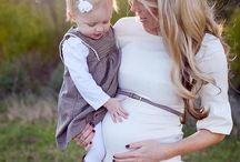 Fotografía de maternidad