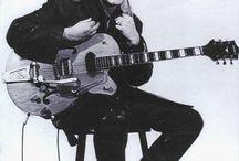 Fifties rock 'n roll stars