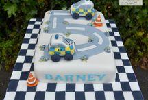 Cakes: Children's Birthday Cakes