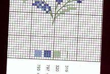 KANAVİÇE ( mini motifler)