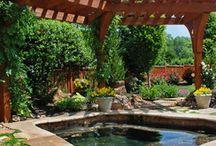 Jardim - Outside Garden
